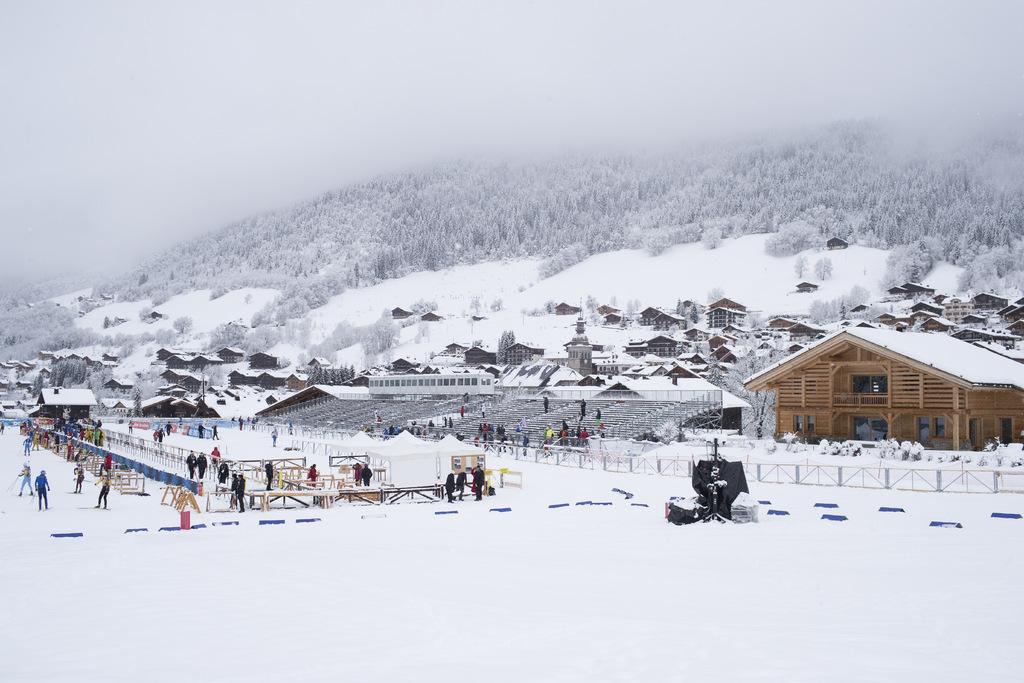 Foyer Nordique Grand Bornand : Grand bornand sprint dames les favorites ski nordique